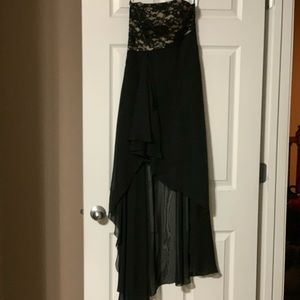 Jessica McClintock High Low Formal Dress